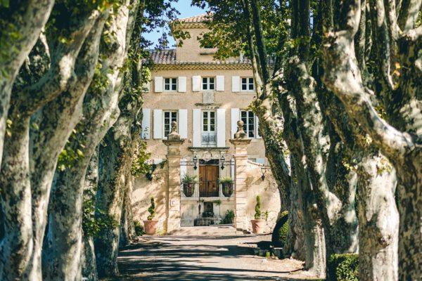 Sentier Vigneron Château Pesquié