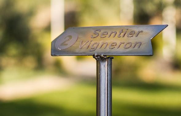 Sentier Vigneron