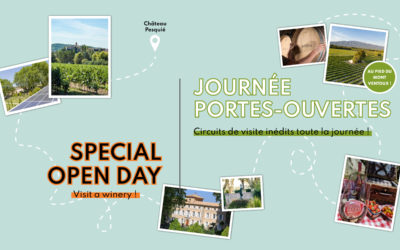 5TH, AUGUST / Special open day !